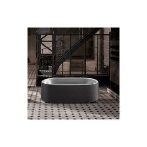 Bette Lux Oval Couture Housse en tissu rembourrée pour bain Oval Couture - Publicité