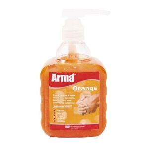 FINISH Creme nettoyante arma orange sans solvant - flacon 450 ml - Publicité