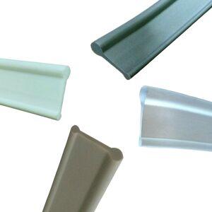 SIRHONA Blanc joint d'étanchéité pour paroi de douche, Longueur de 1200 mm,pour la - Publicité