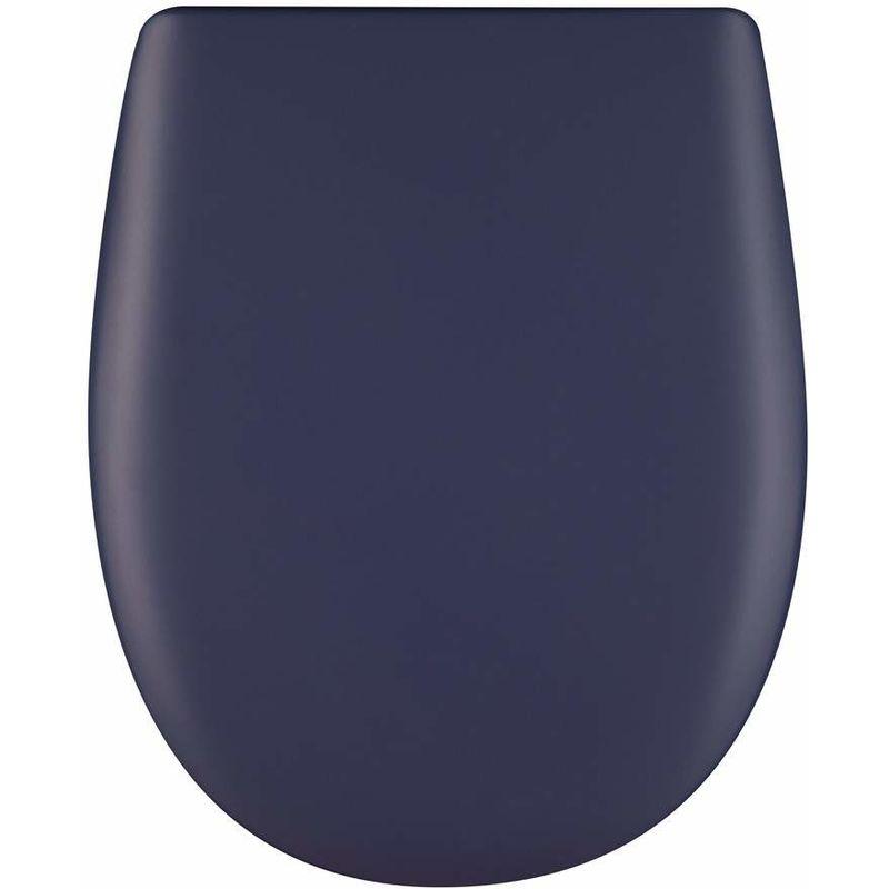 Olfa - Abattant WC Couleur Bleu roi mât - Livraison Gratuite !