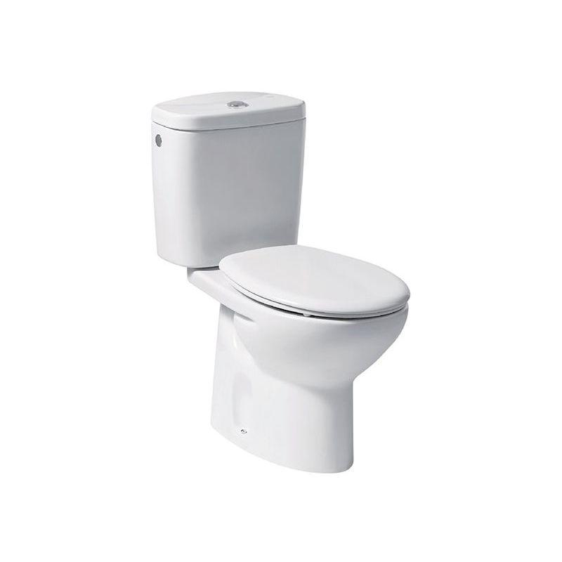 ROCA Abattant WC N-F polypropylene ROCA POLO/LYRA - Blanc