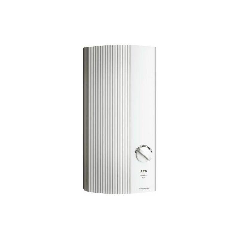 AEG 222391 DDLE Basis 27 Chauffe-eau électronique 27 kW 400 V Blanc - AEG