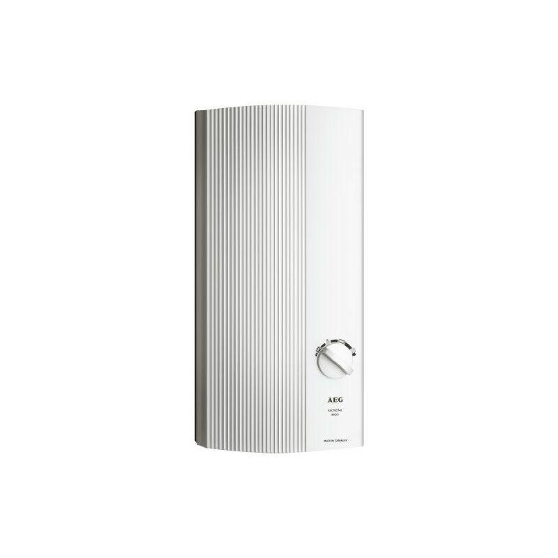 AEG 229297 DDLE Basis 13 Chauffe-eau électronique 13 kW 400 V Blanc