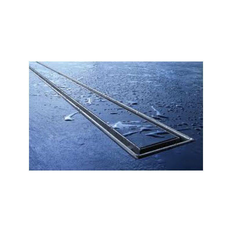 TECE Bac à carrelage drainline 'plaque' pour receveurs de douche droits, 601270,