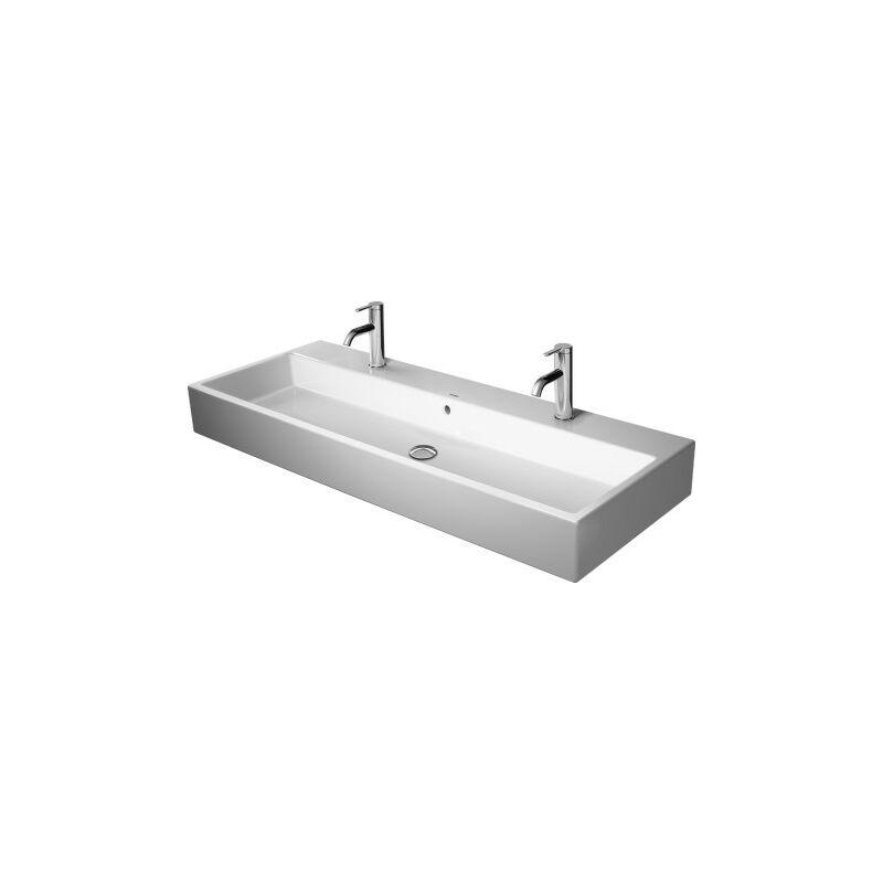 Duravit Vero Air table de toilette pour meubles 100x47cm, sans trop-plein, avec