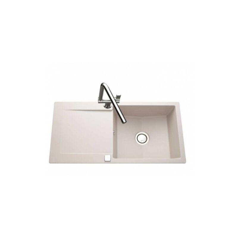 JS SCHOCK Schock - Évier de cuisine Cristalite épuré - 1000 x 500 x 181 mm - sous-meuble