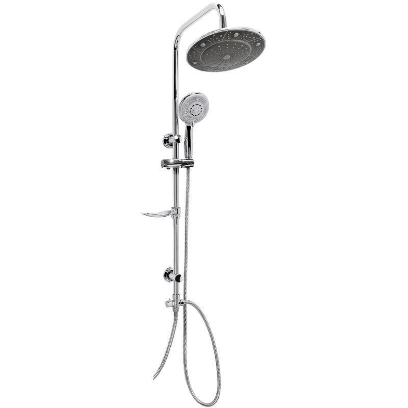 INVENA Exposed robinetterie bain douche pluie soupape pôle robinet multifonction