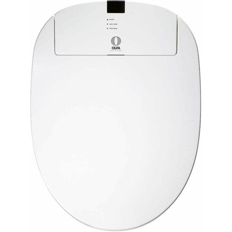 OLFA Abattant de wc lavant avec télécommande ASEO PLUS