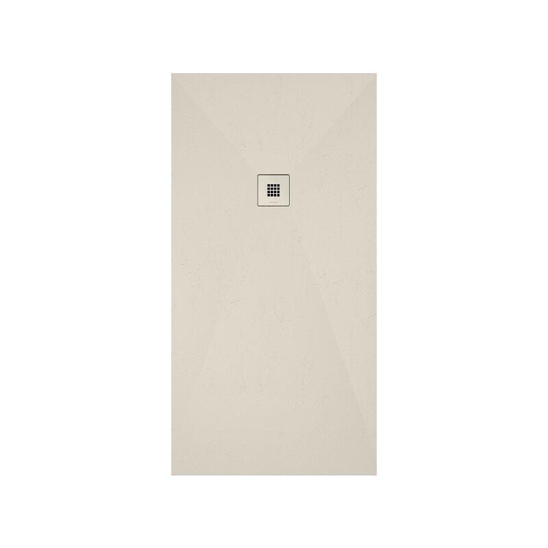 Profiltek - Receveur de douche Gotham   140 x 90 cm - Cream
