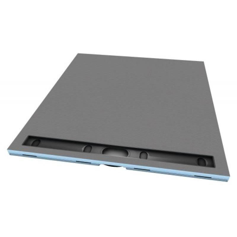 Wedi - Receveur en polystyrène extrudé à carreler RIOLITO NEO 1200 x 900 mm
