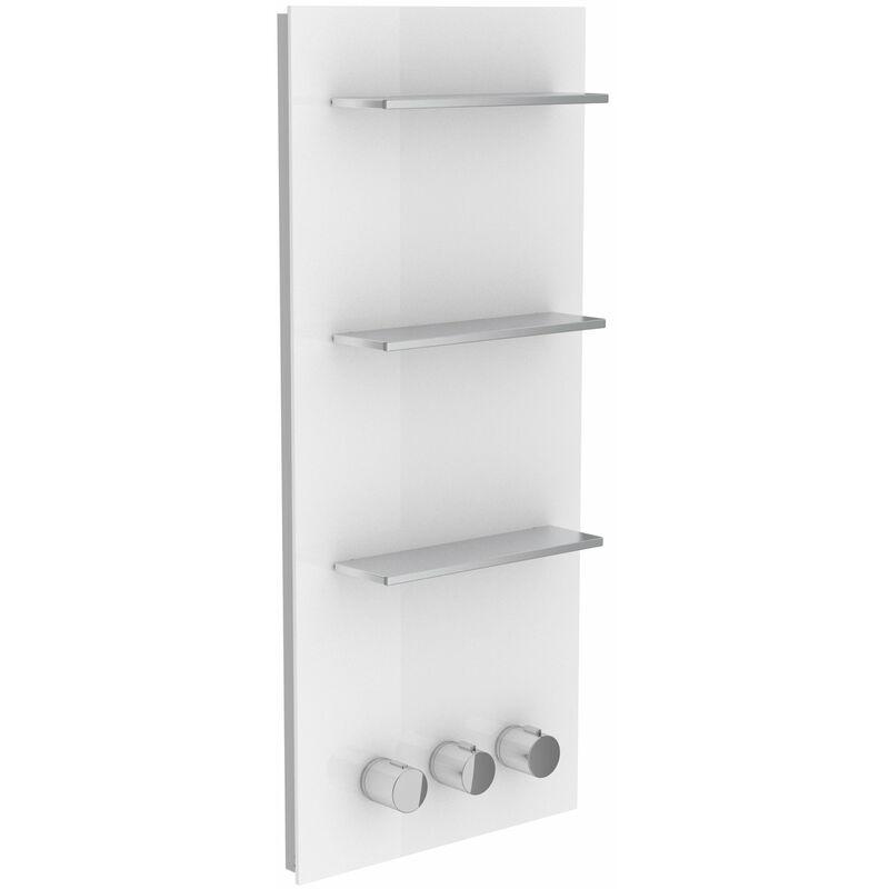 KEUCO Robinetterie de salle de bains Keuco, 56166, tablette de douche avec mitigeur