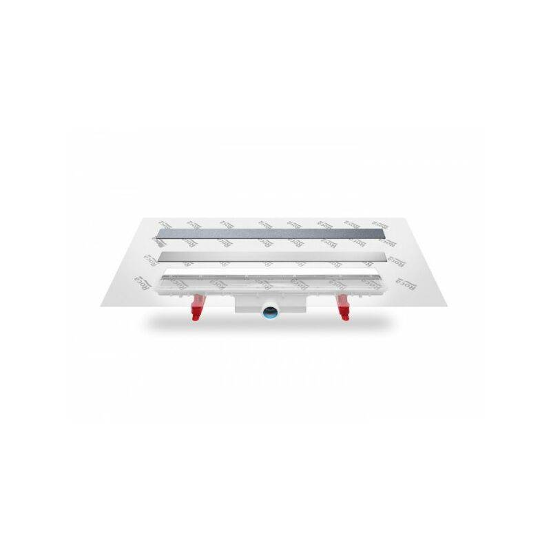 ROCA In-Drain X3 650 A Carreler Caniveau+ Tissu Geotextile - A276128000