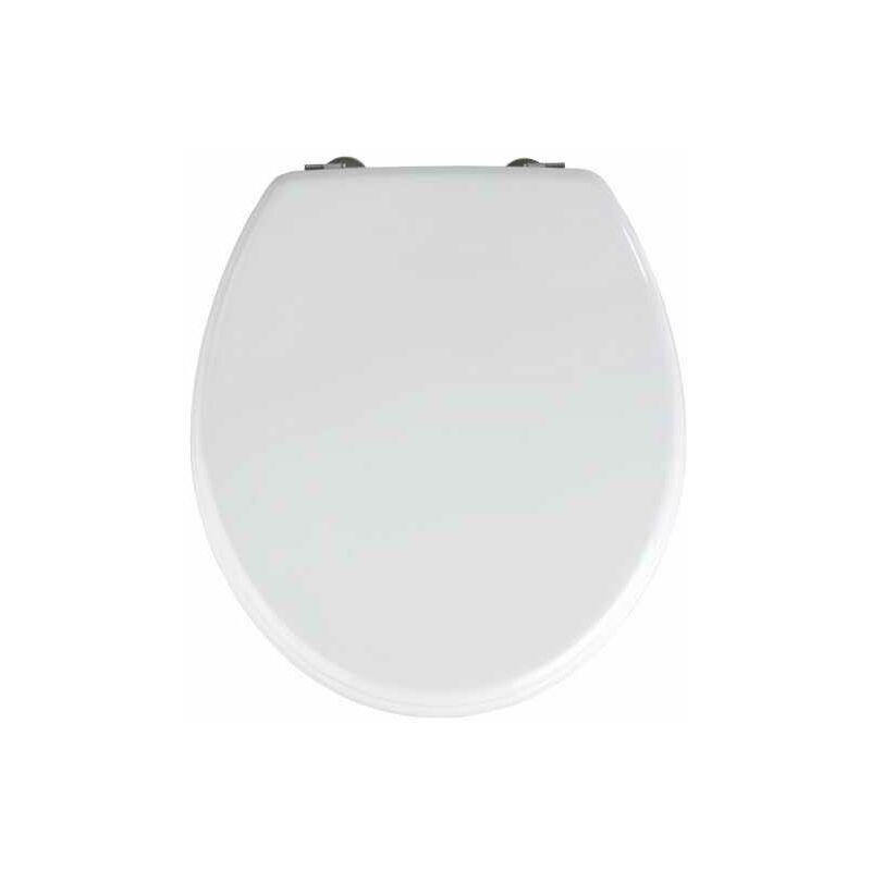 WENKO Abattant WC Prima blanc WENKO