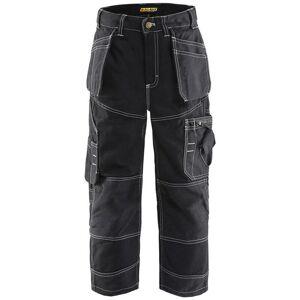BLAKLADER Pantalon enfant Blaklader X1500 multipoche Noir 8 ans - Publicité
