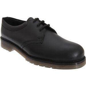 Grafters - Chaussures de sécurité - Homme (42 EUR) (Noir) - Publicité