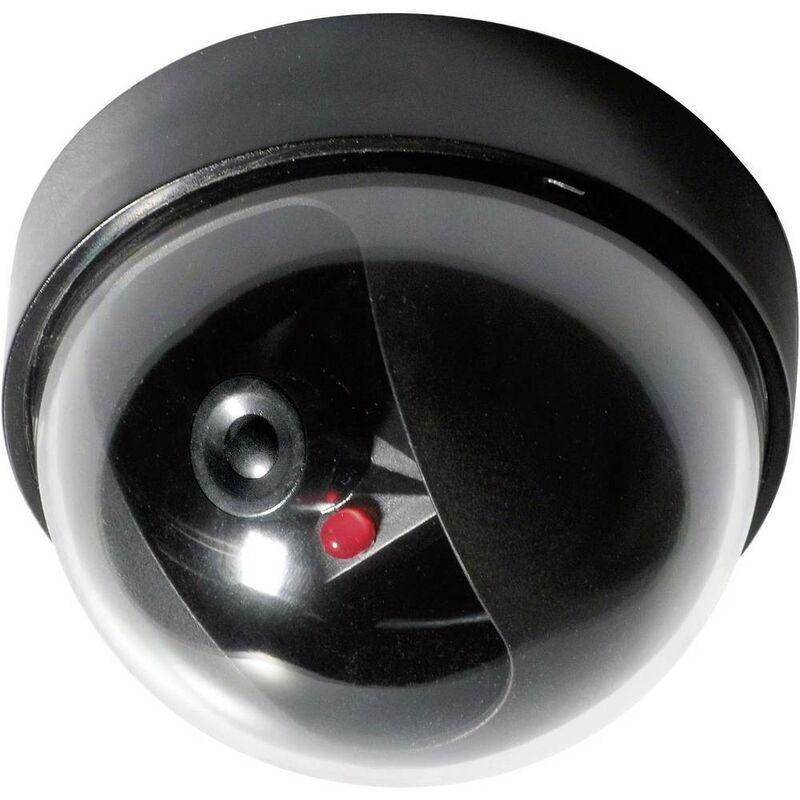 PENTATECH Caméra factice 24227 avec LED clignotante 1 pc(s) - Pentatech