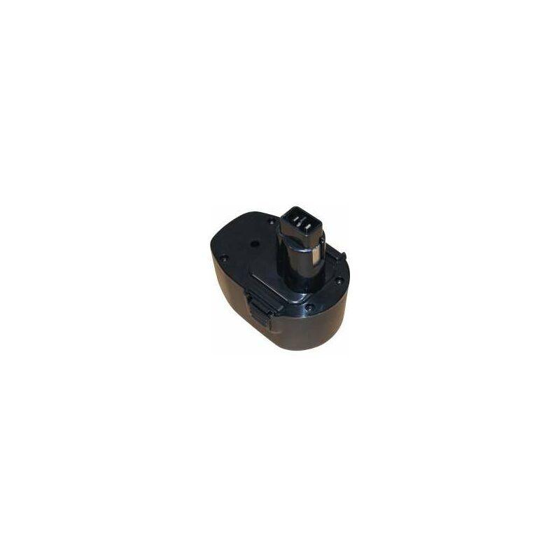 ABOUTBATTERIES Batterie type BLACK ET DECKER BT-BD-CD14.4