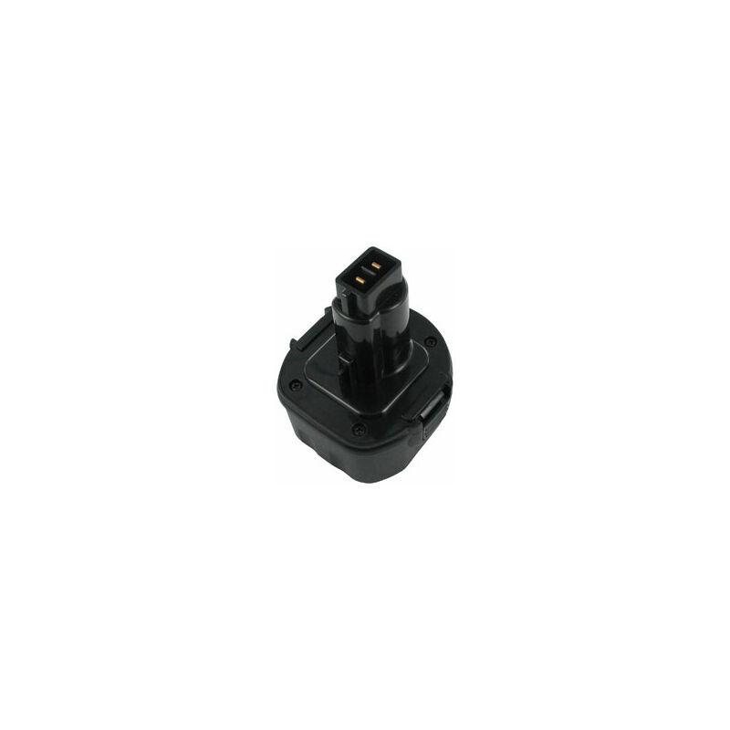 Aboutbatteries - Batterie type BLACK ET DECKER DE9062