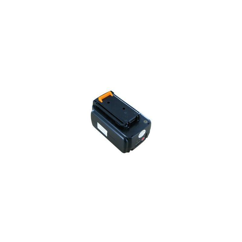 ABOUTBATTERIES Batterie type BLACK ET DECKER GD-BD-36