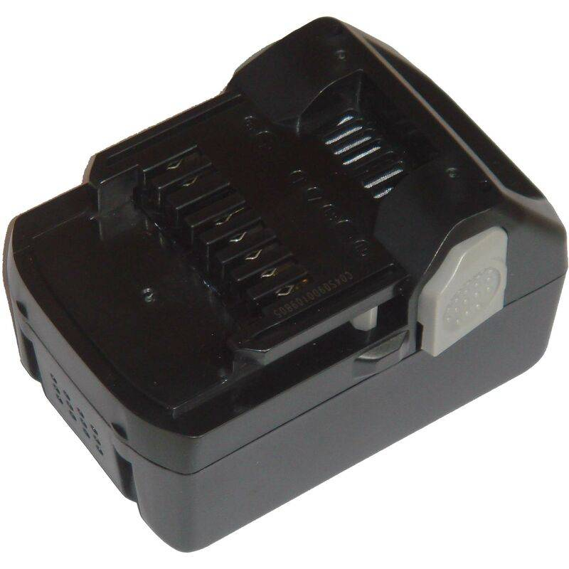 vhbw Batterie compatible avec Hitachi / HiKOKI C 18DSL, C 18DSL2, CJ 18DSL, CR