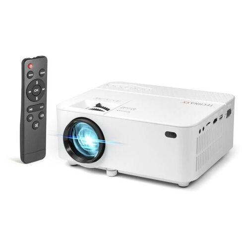 TECHNAXX Mini projecteur LED - T...