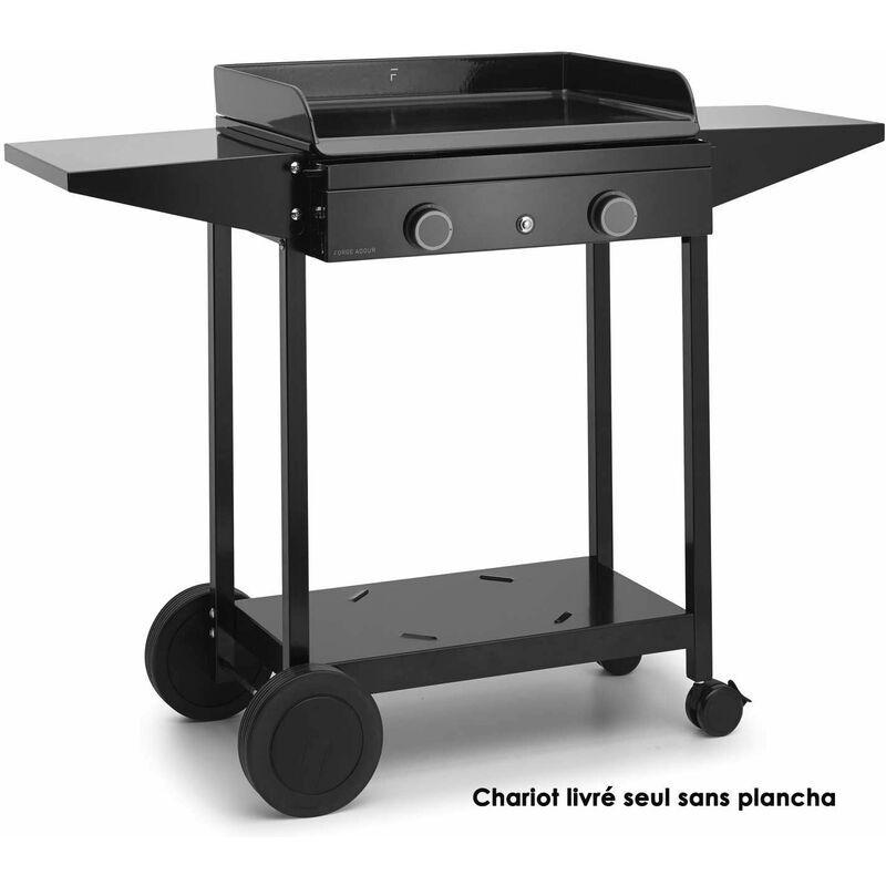 FORGE ADOUR chariot pour plancha - choa60 - Forge Adour