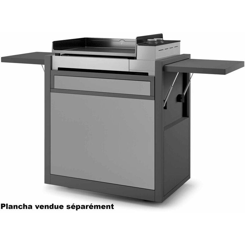 FORGE ADOUR chariot pour plancha - chpafng60 - Forge Adour