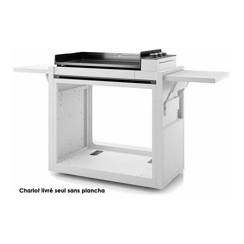 FORGE ADOUR chariot pour plancha - chpa75 - Forge Adour