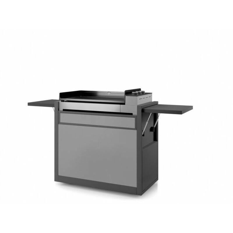 FORGE ADOUR Chariot pour plancha Forge Adour Premium 75 Acier