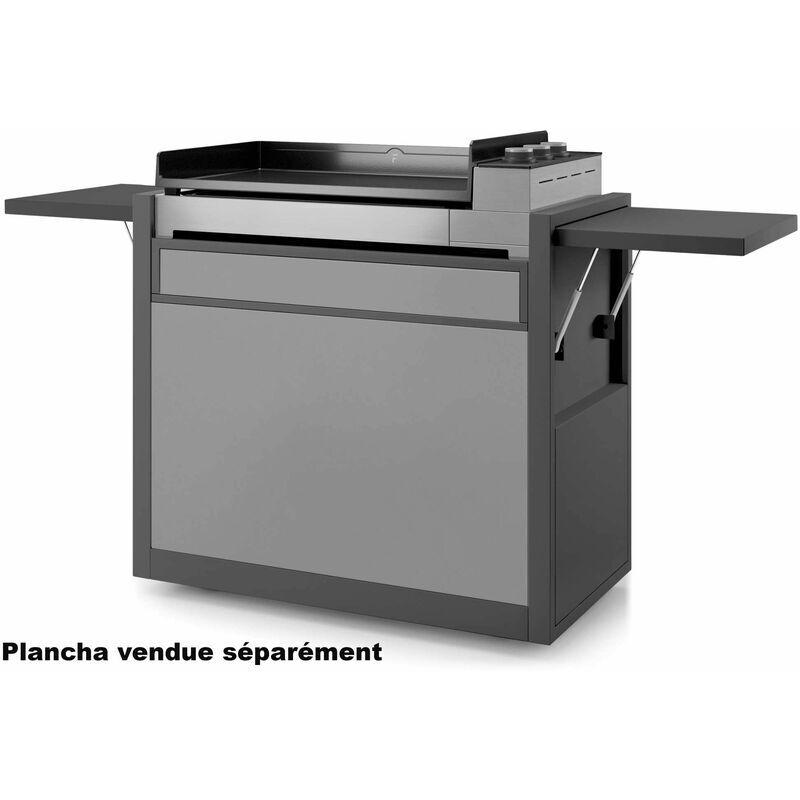 FORGE ADOUR Chariot pour plancha Premium 75 Acier - Forge Adour