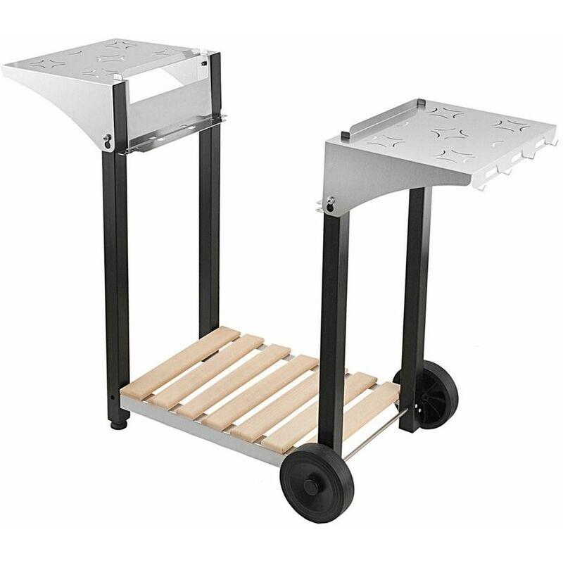 ROLLER GRILL Desserte pour plancha 60 cm - Roller Grill