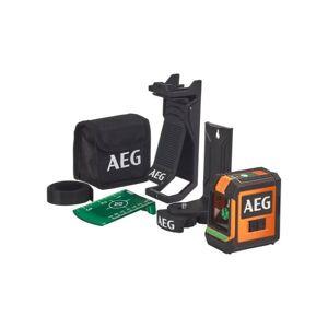 A.e.g - Appareil de mesure laser AEG électronique - 20m - CLG220-K - Publicité