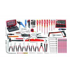 Facom - CM.E18 Sélection électronique 120 outils 1849.30 - Publicité