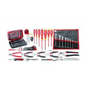 Facom - CM.EM40A Sélection électromécanique 80 outils 928.23 - Publicité