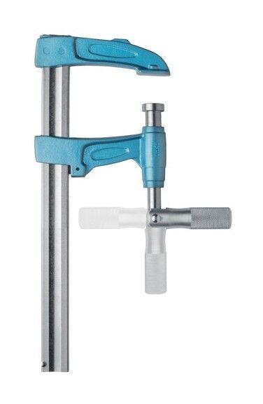 URKO 4 serre-joints à pompe SUPER EXTRA 30 cm section 40 x 10 mm saillie de 125 mm