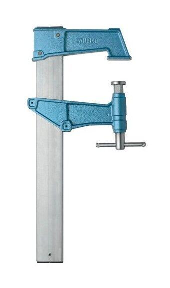 Urko - 4 serre-joints à pompe ULTRALIGHT 60 cm section 50 x 10 mm saillie de