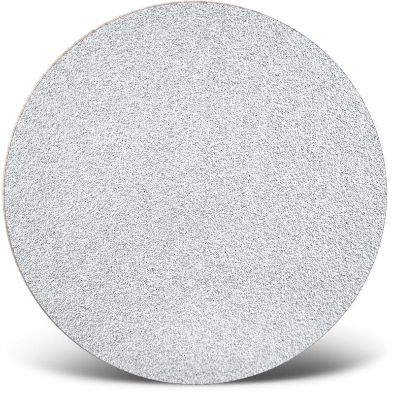 MENZER 25 disques abrasifs auto-agrippants MENZER p. ponceuses girafes, Ø 225 mm /