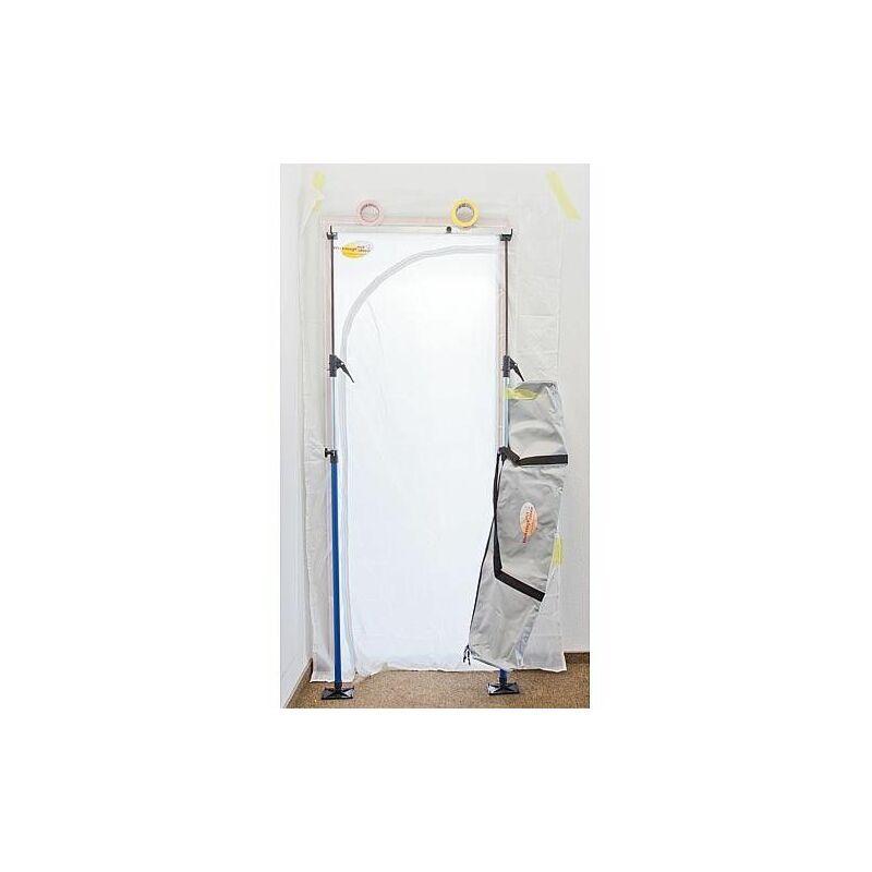 BANYO Bache porte protection poussire Premium jusqu'a 2750 de haut, pochette de