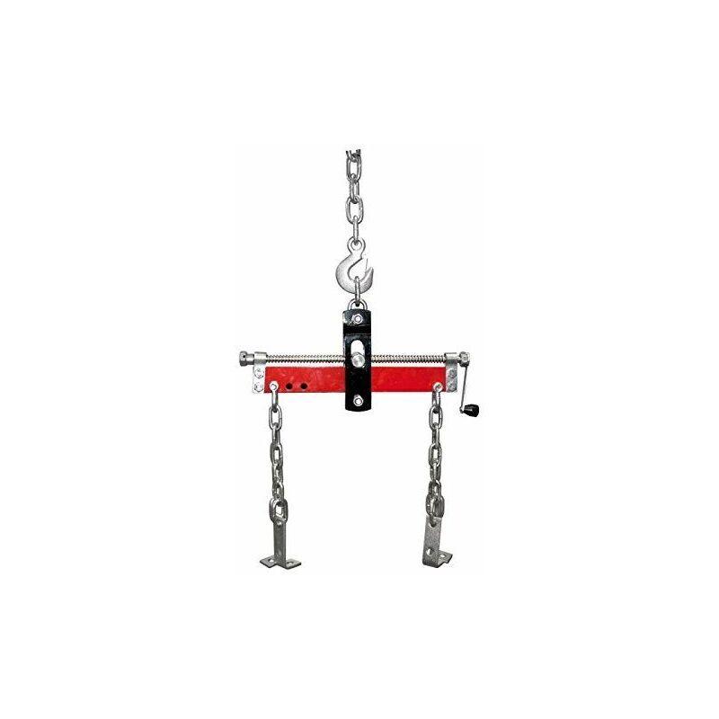 BIG RED Barre de levage - Equilibreur de charge pour grue d'atelier