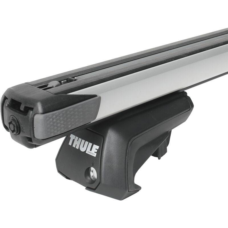 THULE Barres De Toit Slidebar - Peugeot 4007 02/07-03/13 - Thule