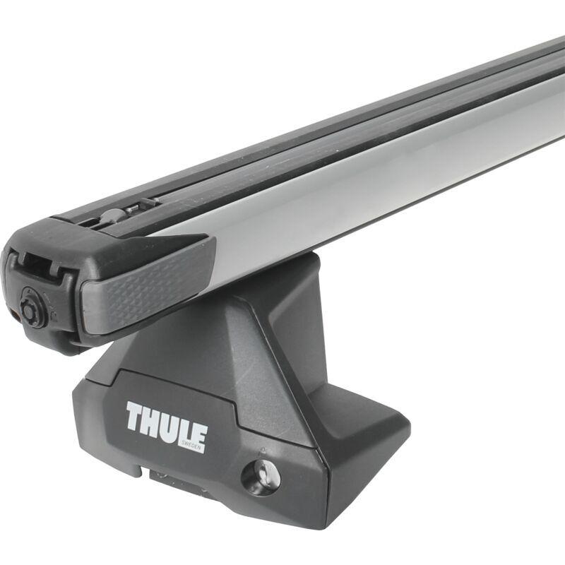 THULE Barres De Toit Slidebar - Subaru Impreza A Trois Volumes 01/07-12/07 - Thule