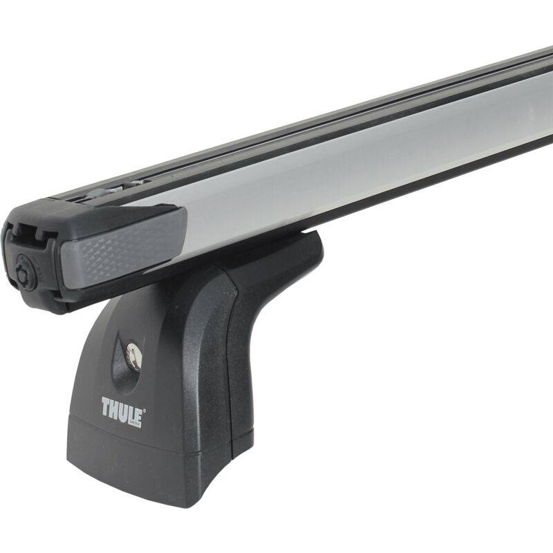 THULE Barres De Toit Slidebar - Vw Transporter V Camionnette 04/03-11/09 - Thule