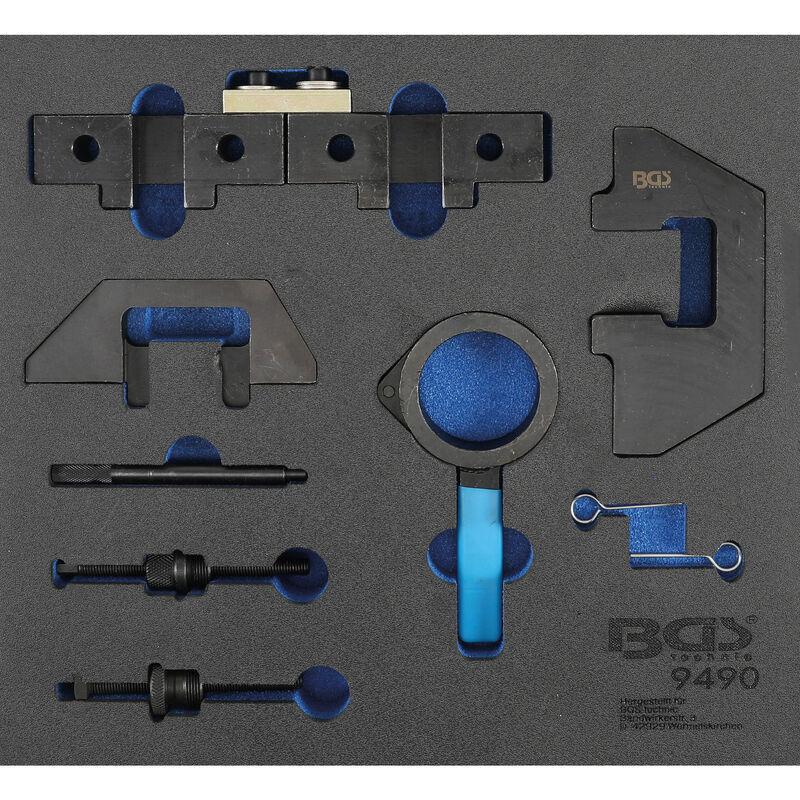 BGS technic Insert de servante d'atelier 2/3 : Coffret de calage   pour BMW
