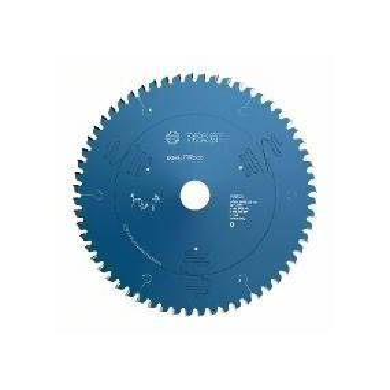 Bosch - Lame de scie circulaire Expert for Wood Ø30mm - 260 x 30 x 2,4 mm, 60