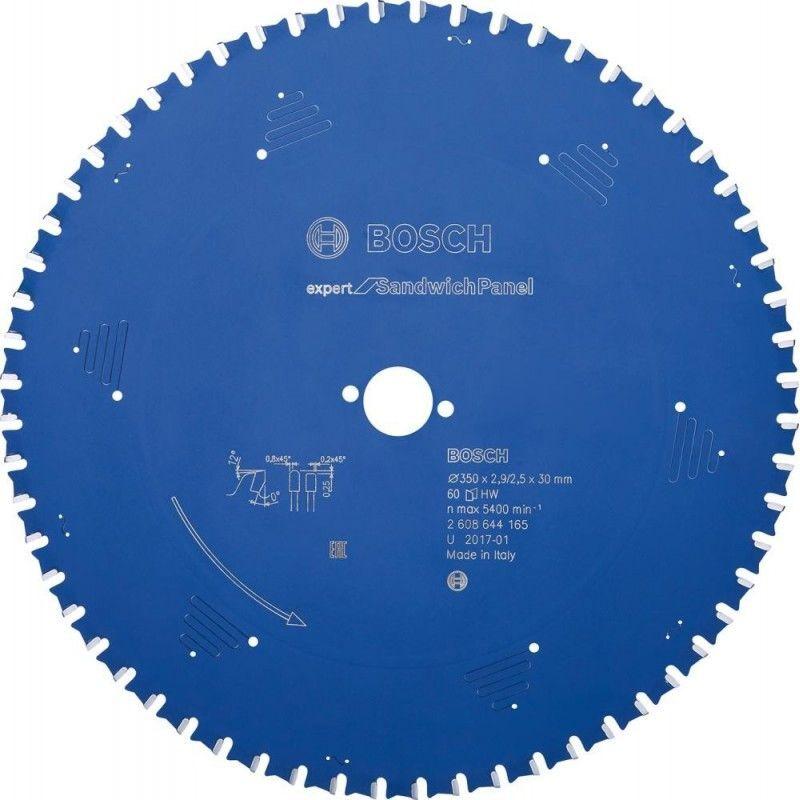 HAZET Lame de scie circulaire.Expert SP 350x2,9x30mm Z60 TF Bosch