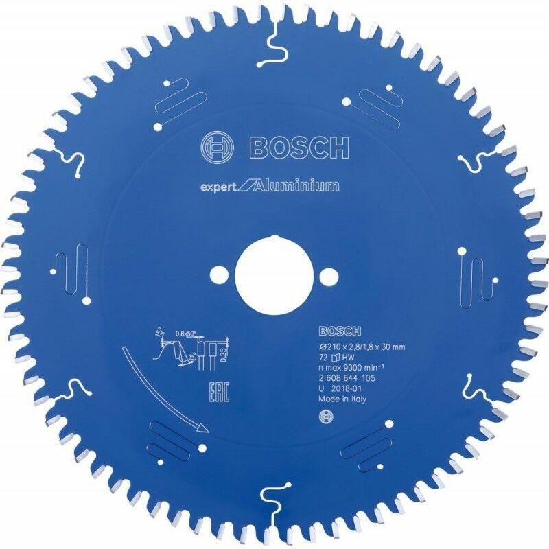 Hazet - Lame de scie circulaire.Expert Alu210x2,8x30mm Z72 TF-Bosch