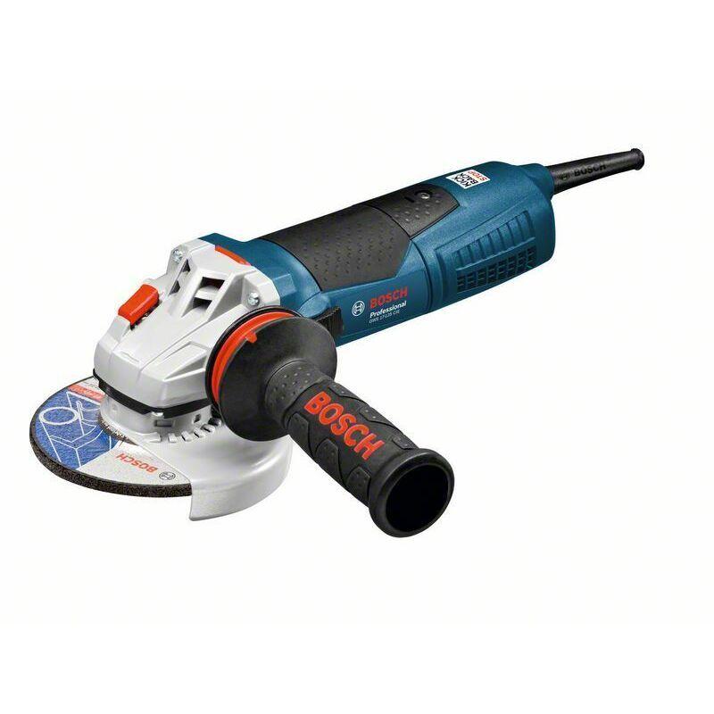 Bosch Professional Meuleuse D'Angle GWS 17-125 CIE, Avec Coffret L-Boxx, 700 W
