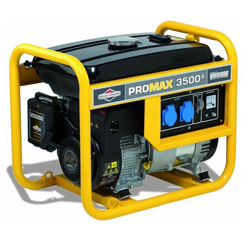 BRIGGS & STRATTON Briggs&stratton; - Groupe électrogène professionnel PROMAX3500A - 2700 W