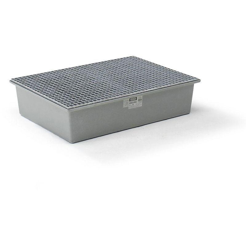 CERTEO CEMO Cuve de rétention - 2 fûts de 200 litres, modèle non homologué - avec
