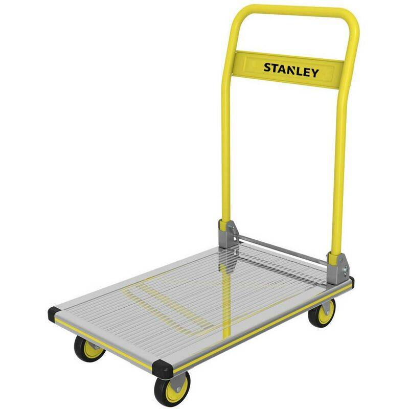 STANLEY BY BLACK & DECKER Chariot plateforme Stanley by Black & Decker SXWTI-PC510 pliable aluminium